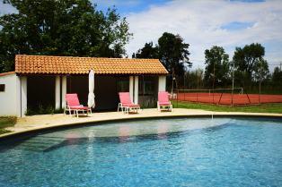 La piscine et son environnement
